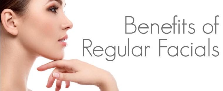 Spring Mist Spa Milton - Benefits of Regular Facials