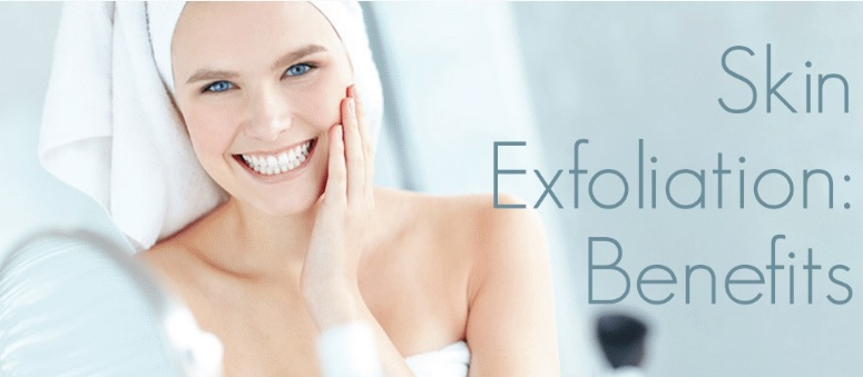 Spring Mist Spa Milton - Exfoliation Benefits. Try Microdermabrasion or OxyGeneo to fully exfoliate your skin for a glowing texture.