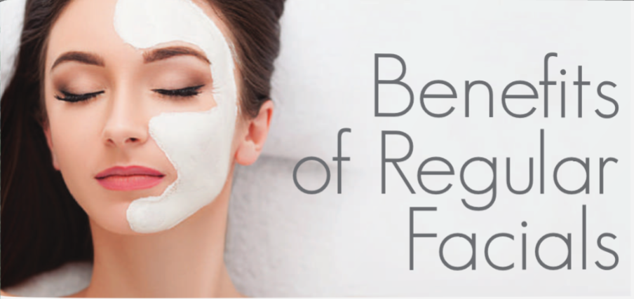 Spring Mist Spa - Benefits of Regular Facials and how it can help you to resolve skin issues